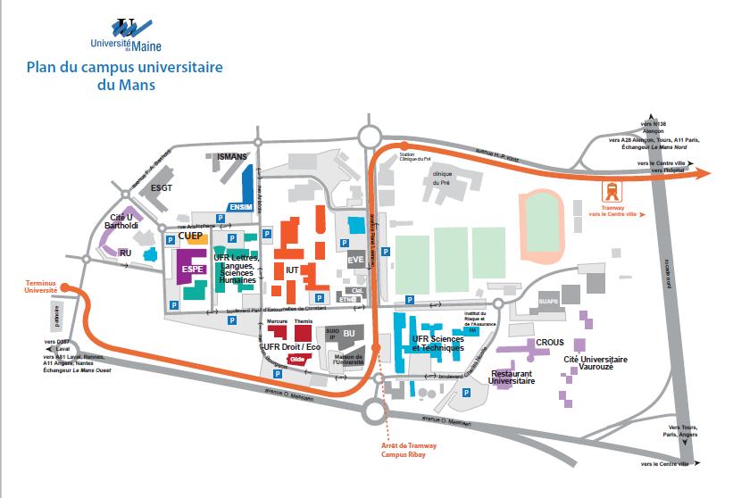 UMain Plan Campus